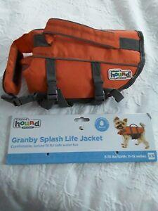Outward Hound Dog Life Jacket - Size XS Orange - Oh22018