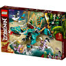 Lego Ninjago Jungle Dragon Building Set 71746