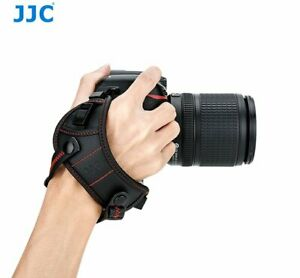 JJC HS-PRO1M RED Hand Grip Strap Design w/ Schnellspanner Riemen for DSLR-Kamera