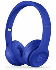 Beats by Dr Dre Solo3 Wireless On-Ear Headphones - Neighborhood Collection  Blue