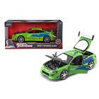 Jada Toys Fast & Furious Die-Cast Brians Mitsubishi Eclipse Metal Car Model 1/24