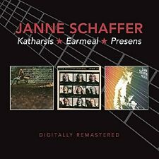 Janne Schaffer - Katharsis / Earmeal / Presens [New CD] UK - Import