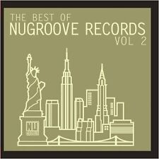 THE BEST OF NUGROOVE RECORD...-The Best Of Nu Groove Records Vol. 2  CD NEUF