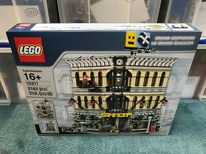 LEGO 10211 Grand Emporium Creator Modular Building Brand New & Sealed