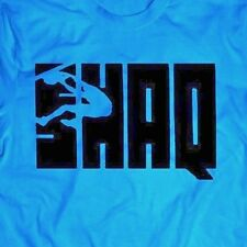 SHAQ ATTACK RETRO SLAM DUNK  DESIGN *RARE CUSTOM SHIRT*