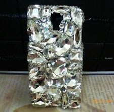 Crystal Diamond BLING Hard Case Phone Cover For Samsung Galaxy Note 3 NEW XBA2