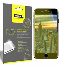 2x Schutzfolie für Apple iPhone SE 2 inkl. Rundung 3D Full Cover Flex Folie