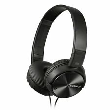 Sony MDR-ZX110NA Overhead Noise Cancelling Headphones Black, BRAND NEW,SEALED!!!
