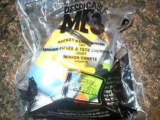McDonald's Despicable Me 3 Movie Rocket Racer Minion Happy Meal Toy NIP #2
