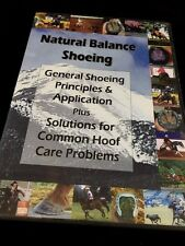 Natural Balance Horse Shoeing Hoof Care Video Volume 1 and 2 Two DVD Set Nice