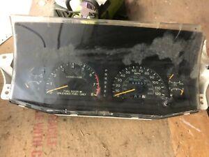 1996 ISUZU RODEO speedometer instrument cluster