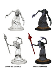 D&D Nolzur's Marvelous Unpainted Miniatures: Mindflayers