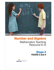 Number and Algebra – Stage 2: Maths Teaching Resource K–6