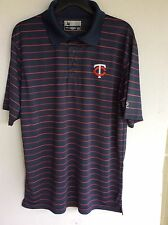 MLB Minnesota Twins Polo Shirt XLarge Golf Shirt