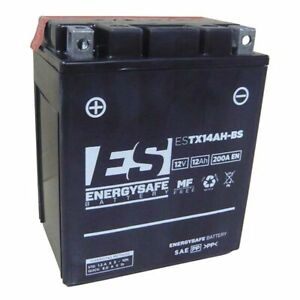 MS-FE95785E23 BATTERIA ENERGY SAFE ESTX14AH-BS 08/09 H1 EFI M4 700 ARCTIC CAT 12