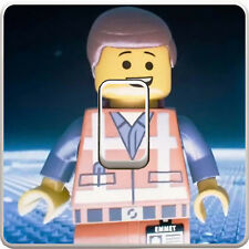 Lego Bricks Toy Movie Light Switch Vinyl Sticker Decal for Kids Bedroom #341