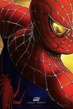 Spiderman 2 movie poster Tobey Maguire 11 x 17 inches (a) Spiderman poster