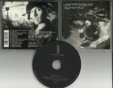 JAMIROQUAI Dynamite w/ BONUS TRK Feels so good KNEE DEEP MIX JAPAN CD USA Seller