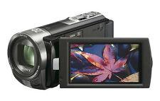 Sony DCR-SX85 Camcorder -  Black