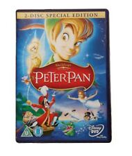 Peter Pan (DVD, 2007) TWO DISC SPECIAL EDITION - WALT DISNEY.