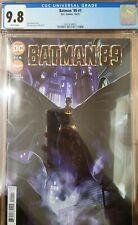 BATMAN 89 #1 CGC 9.8 COVER A FIRST PRINT TIM BURTON CONTINUATION