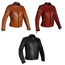 30% OFF RICHA LADY DAYTONA Buffalo Leather Retro Vintage Motorcycle Jacket