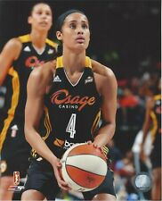 SKYLAR DIGGINS-SMITH 8x10 WNBA LICENSED COLOR PHOTOGRAPH MERCURY NOTRE DAME