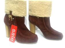 Rockport-courtlyn fourrure faible Boot-taille 8 - 20 000 + F / Back! bb176