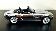 Kyosho Bmw Z8 Chrome Rare 1:18 Scale Diecast Car Series Model
