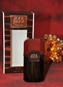 AGUA BRAVA Puig EDC 50ml., Discontinued, Vintage, Very Rare, New in Box