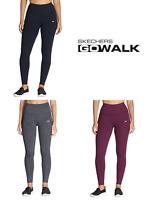 Skechers Women's Go Walk High Waist Yoga Workout Leggings