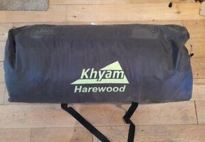 Khyam Harewood tent - 6 berth