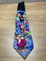 Disney Snow White And The Seven Dwarfs Tie Collectable Mens Novelty Disney Store