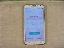 Samsung Galaxy J7 - SM-J700T - 16GB - White - T-Mobile/Unlocked