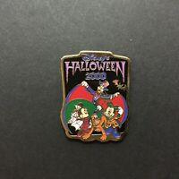 TDL Halloween 2000 Goofy Pluto Mickey Minnie Retired LE Disney Pin 2580