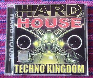 Various Artist ( 群星 ) ~ Hard House Techno Kingdom ( VSP ) ( Malaysia Press ) Cd