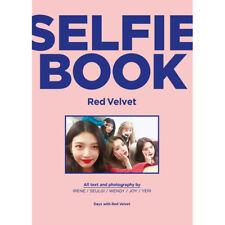 RED VELVET - SELFIE BOOK (ALL TEXT&PIC BY MEMBERS) [KpopStoreinUSA]