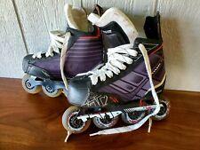Tour FB-225 Inline Roller Hockey Skates Junior Youth US Size 4