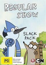 Regular Show Slack Pack (DVD, 2012)