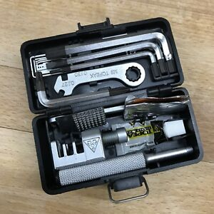 Topeak Survival Gear Box Cycling Bike Cycle Tool Kit With Wrenches Spanners