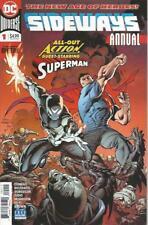 SIDEWAYS ANNUAL (2018) #1 - DC Universe Rebirth - New Bagged (S)