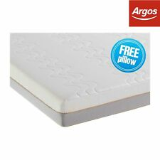 DORMEO Options Memory Foam Mattress Double 135cm Delivery