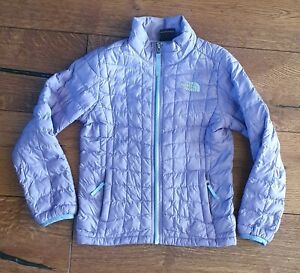 The North Face  5-6 years * Gorgeous girls lilac jacket * lightweight paddedcoat