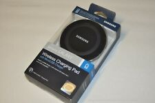 NEW Samsung Wireless Charging Pad with 2A Wall Charger - Black