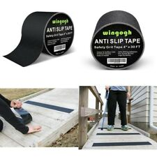 No Slip Grip Tape Roll Stair Treads Non-Slip Heavy Duty Waterproof 4'' X 30' NEW