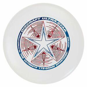 Flying Disc - Discraft Ultrastar Frisbee - White