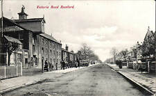 Romford. Victoria Road # 1874 by Charles Martin.