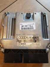 ENGINE ECU AUDI A4 B8 A5 1.8TFSI  8K1907115J ,0261S04326