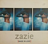 ZAZIE : MADE IN LOVE - [ CD SINGLE PROMO ]