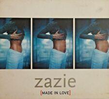 ZAZIE : MADE IN LOVE - [ CD SINGLE PROMO ]